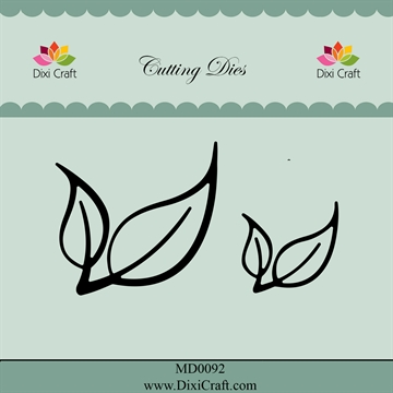 Dixi Craft - Die - Leaves #1